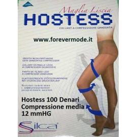 Collant donna Silca Hostess 100 sgambato compressione media