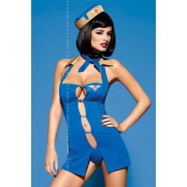 Sexy lingerie donna Obsessive, Air Hostess costume sexy Hostess
