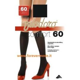 3 Gambaletti donna Filodoro Comfort 60 cinturino confortevole
