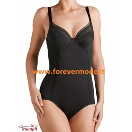 Body donna Triumph Cotton Feel Comfort BSW con ferretto