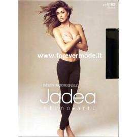 Leggings donna Jadea in caldo cotone elasticizzato invernale