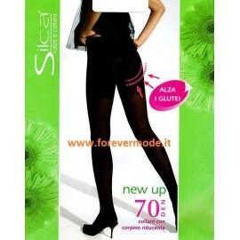 Collant donna Silca New Up 70 contenitivo e modellante