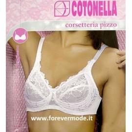 Reggiseno donna Cotonella senza ferretto, massimo sostegno