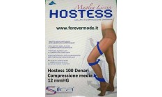 Collant donna Silca Hostess 100 sgambato compressione media