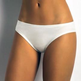 6 Slip donna SieLei in cotone elasticizzato con elastici tubolari anti segno