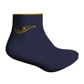 3 Paia di calze corte Joma unisex in cotone elasticizzato a maglia rasata