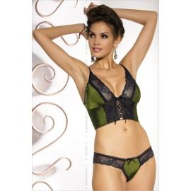 Sexy lingerie donna Obsessive, Foxtrot Coordinato eleganti serate