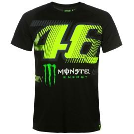 2019 VR46 Valentino Rossi Monster Monza T-shirt manica corta uomo
