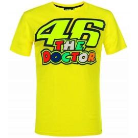 2019 VR46 Valentino Rossi T-shirt manica corta 46 The Doctor uomo
