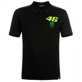 VR46 Valentino Rossi Monster polo manica corta da uomo ufficiale