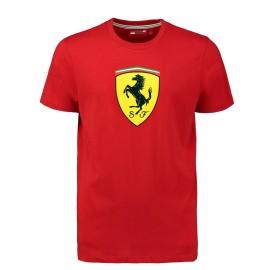 Scuderia Ferrari T-shirt manica corta da uomo ufficiale del Team