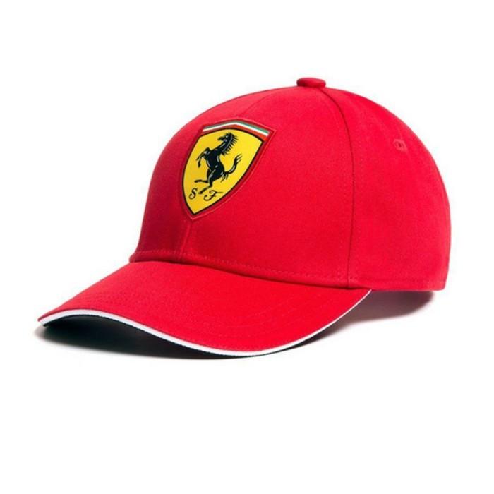 Cappellino Cappello Ferrari Cavallino Ufficiale squadra unisex