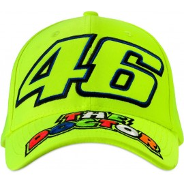 VR46 Valentino Rossi Moto GP 46 Racing The Doctor Replica unisex