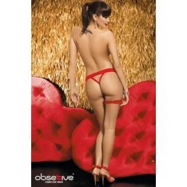 Sexy lingerie donna Obsessive, Lucky perizoma molto intrigante