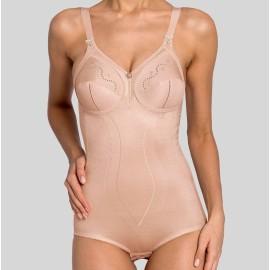 Body donna Triumph Doreen + Cotton 01 BS modellatore senza ferretto