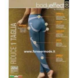 Pantacollant Leggings donna Intimidea modellante e contenitivo