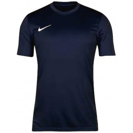 Nike T-shirt uomo Dry Fit manica corta girocollo Top Calcio originale