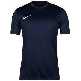 Nike T-shirt uomo Dry Fit manica corta girocollo Top Calcio originale