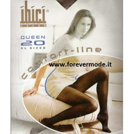 Collant donna Ibici Queen 20 den con guaina riducente