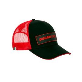 Cappellino Baseball trucker Ducati Corse ufficiale squadra unisex