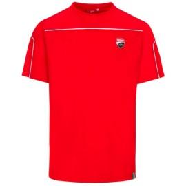Ducati Corse T-shirt manica corta Ufficiale del Team con logo unisex