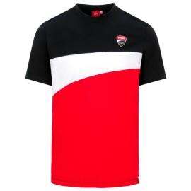 Ducati Corse collezione T-shirt manica corta Replica con logo unisex