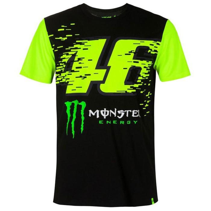 VR46 Valentino Rossi Monster Monza T-shirt manica corta da uomo