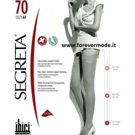 1 Paio Calza donna Ibici Segreta 70 efficace contro le prime insufficenze venose