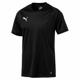 Puma T-shirt uomo Liga Core Drycell manica corta girocollo Top Calcio