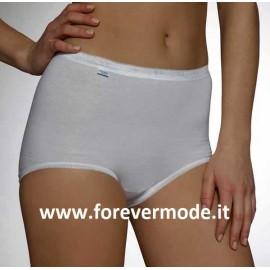 2 Slip culotte donna Sloggi Basic Maxi in cotone elasticizzato