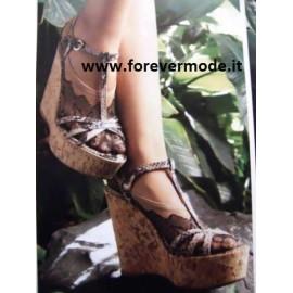 Fantasmino donna Matignon elegante in microrete e pizzo floreale