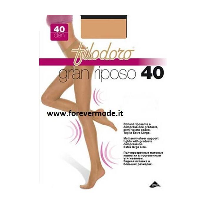 COLLANT RIPOSANTI 40 DEN FILODORO GRAN RIPOSO 40