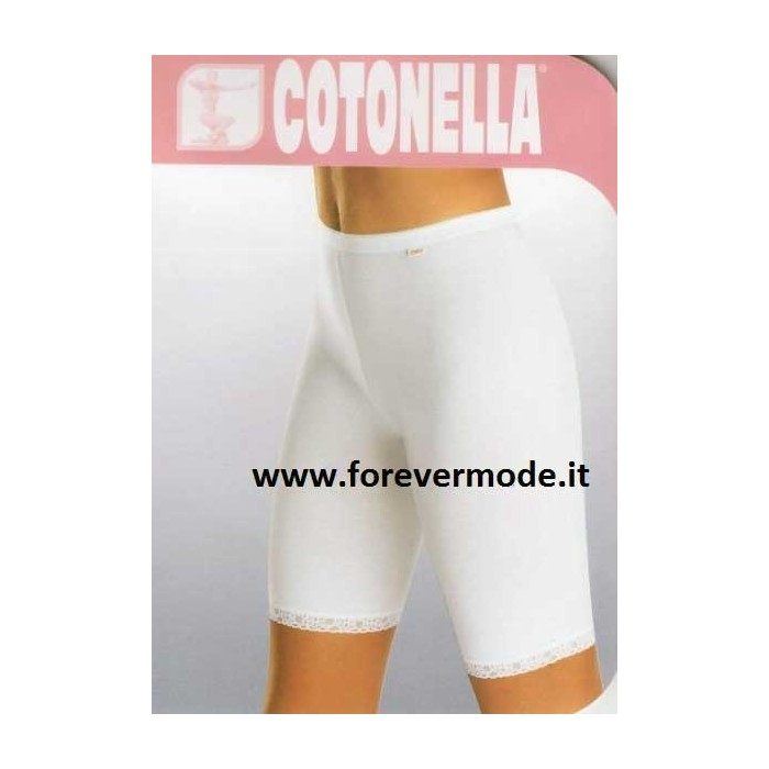 Cotonella slip maxi dress