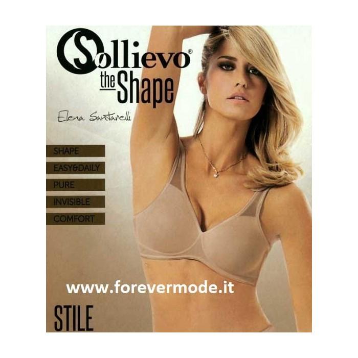 Body Sollievo The Shape Art.sara In Microfibra Con Ferretto Infiore Body Donna: Abbigliamento