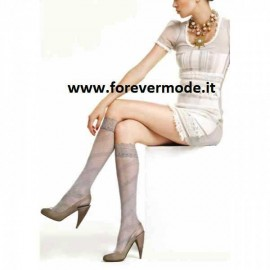 Gambaletto donna Matignon Ruelle Seduction con tulle e pizzo