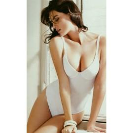 Body donna Lormar con coppe preformate, leggera imbottitura