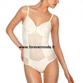 Body donna Triumph Cool Sensation BSW con ferretto e pizzo