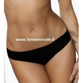 Slip brasiliana donna Lormar a taglio laser rinforzato dietro