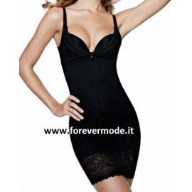 Sottoveste donna Triumph modellante Lace Sensation Bodydress