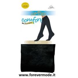 2 paia Calze gambaletto donna Omsa effetto lana morbido e caldo