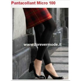 Pantacollant donna Golden Lady in morbida microfibra 100den