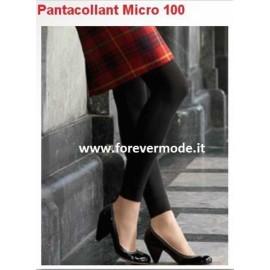 Pantacollant donna Golden Lady in morbida microfibra 100den