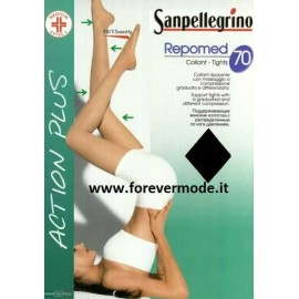 Collant donna Sanpellegrino anti gonfiore Repomed70, 10/15mmHg