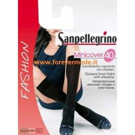 5 Paia di Gambaletti donna Sanpellegrino in microfibra 40 con bordo soft