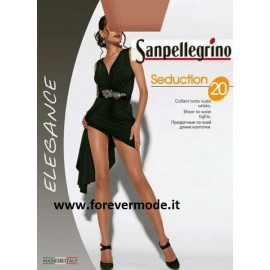 2 Collant donna Sanpellegrino velati Seduction 20 tuttonudo
