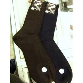 5 Calze uomo Tegi corte in caldo e morbido misto lana fine