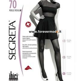 Collant donna Ibici Segreta 70 modello speciale ideale per circolazione e gonfiori