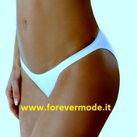 3 Slip donna Intimidea vita bassa in microfibra invisibile