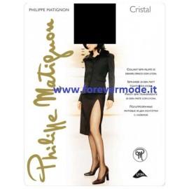 Collant donna Matignon Cristal setificato opaco tuttonudo