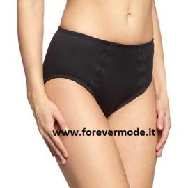 Slip donna Triumph Cotton Feel Comfort Maxi, tessuto con cotone